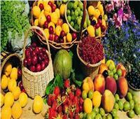 أسعار الفاكهة في سوق العبور اليوم.. الفراولة تبدأ من 4 جنيهات