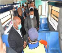وزير النقل يتوجه إلى المنيا للقاء سائقي قطارات الصعيد