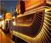 «الكهرباء» توفر 38 مولد لتأمين نقل المومياوات الملكيةبميدان التحرير