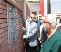 افتتاح مشروع الصرف الصحي بقرية دلاص بتكلفة 60 مليون جنيهفي بني سويف