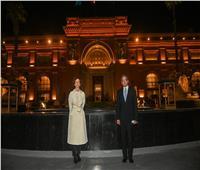اليونسكو يبرز مشاركة المديرة العامة بموكب المومياوات الملكية