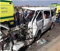 إصابة 8 مواطنين في حوادث متفرقة بالشرقية