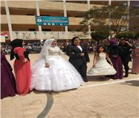 تعليم القليوبية تعلق على عرض أزياء عريس وعروسة بمدرسة في شبرا