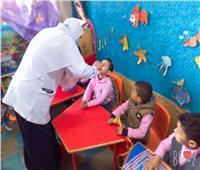 محافظ البحيرة: تطعيم 1.1 مليون طفل ضد مرض شلل الأطفال