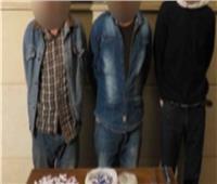 حبس 3 عاطلين ضبط بحوزتهم كمية من مخدر الهيروين بالقاهرة
