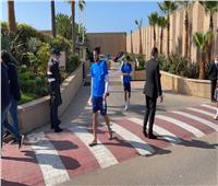 بيراميدز يتحرك لخوض المران الأخير بملعب محمد الخامس