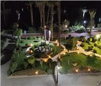 كورنيش النيل يستعد لموكب المومياوات الملكية  صور