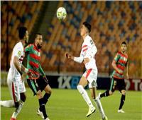 انطلاق مباراة مولودية الجزائر والزمالك في دوري أبطال إفريقيا