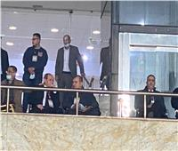 سفير مصر في الجزائر يؤازر الزمالك أمام المولودية