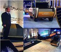 «شيريهان» تشكر الرئيس: موكب المومياوات الملكية يليق بمصر