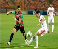الزمالك يسجل الهدف الأول على المولودية في دوري أبطال إفريقيا