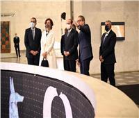 في لحظة يقف عندها التاريخ.. الرئيس السيسي يستقبل ملوك مصر