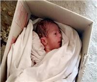 «أمن القاهرة» يلجأ لكاميرات المراقبة لحل لغز «طفل الكرتونة»