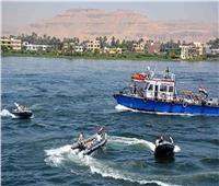شرطة المسطحات تضبط 350 مخالفة في نهر النيل