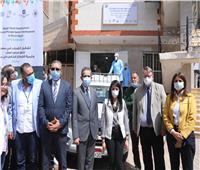 «التعاون الدولي والعمل الدولية» تتفقدان المرحلة الأولى من مشروع الألبان بالغربية