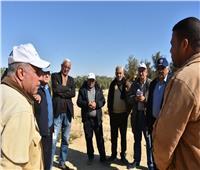 «أكساد وبحوث الصحراء».. زيارات ميدانية للمجتمعات المحليةبمطروح وسيوة