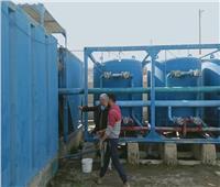 «مياه المنوفية»: متابعة مستمرة لمشروعات مبادرة «حياه كريمة» | صور