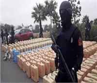 ضبط 1.5 طن مخدرات و155 شجيرة بانجو و6555 متهمًاخلال شهر