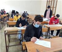 «الجيار» يتفقد امتحانات التربية العسكرية لطلاب السعيدية