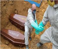 البرازيل تنبش القبور لإفساح المجال لدفن جثث وفيات كورونا