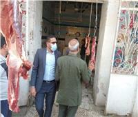 تحرير 92 مخالفة لمحال تجارية خلال حملة تموينية بالمنيا