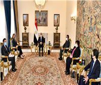 الرئيس السيسي: جهود الدولة متواصلة لحماية الآثار وتقديمها في أبهى صورة