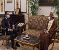 «مدبولي» يشيد بعلاقات الإخاء والتعاون التي تربط مصر بسلطنة عمان