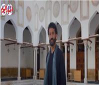 خالد النبوي بطلا لفيلم مصر الحضارة في موكب المومياوات | فيديو