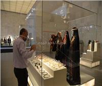 1200 زائر من الجمهور وممثلي الإعلام لمتحف الحضارة في أول أيام افتتاحه
