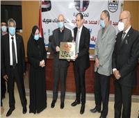 اطلاق اسم الطبيب علي الحاجري على قاعة التدريب بمستشفى «بني سويف»