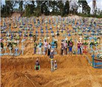 البرازيل تسجل 1240 وفاة بفيروس كورونا خلال يوم