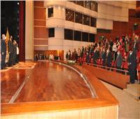 جامعة حلوان تكريم المتميزين في النشر الدولي