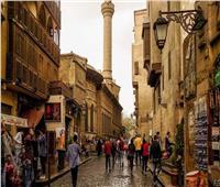 شاهد| شارع المعز.. أهم أماكن الخروج في القاهرة