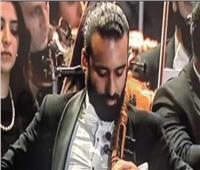 عازف الربابة «منيب» يكشف كواليس أوركسترا موكب المومياوات الملكية   فيديو