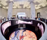 أحمد غنيم مدير متحف الحضارة: قاعة المومياوات الجديدة تشبه «القبو»