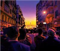 «ميدان التحرير».. والجمال
