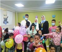 «بوابة أخبار اليوم» في معايشة بمركز عيون الأطفال لإنقاذ اليتامى من العمى