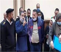 للمرة الثالثة.. جنايات الإسكندرية تقضي بالإعدام شنقاً لـ«سفاح الجيزة»| صور