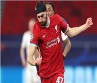 لاعب ليفربول عن مواجهة الريال: مجرد مباراة