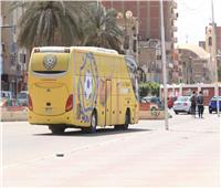 الإسماعيلي يغادر للإسكندرية استعدادًا للمصري