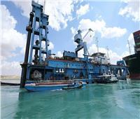 رئيس قناة السويس: تحقيقات السفينة الجانحة قاربت على الانتهاء