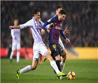 الشوط الأول| التعادل السلبي يسيطر على مباراة برشلونةوبلد الوليد
