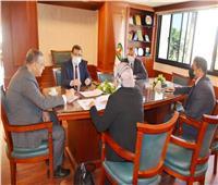 محافظ سوهاج يعقد اجتماعا لبحث مستجدات «كورونا»