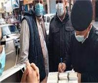 ضبط 12 ألف شخص لعدم ارتداء الكمامة خلال 24 ساعة