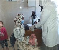 تقديم الخدمات الطبية لـ 614 ألف سيدة بالمنيا ضمن المبادرة الرئاسية
