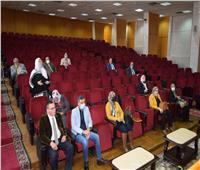 جامعة المنوفية تشارك في مسابقة «أفضل مشروع صديق للبيئة»