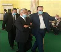 رئيس هيئة الاعتماد والرقابة الصحية في زيارة لمنشآت محافظة الإسماعيلية