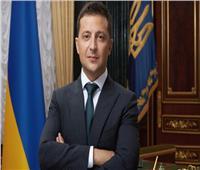 الرئيس الأوكراني يطالب الناتو بردع روسيا