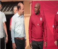 مران الأهلي| موسيماني يجتمع بالجهاز الطبي للفريق