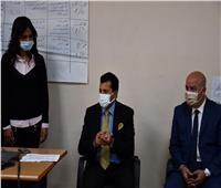 وزير الشباب يشهد فعاليات دورة تدريب «tot»